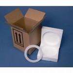 Hazmat Shipper Box Holds 1 Quart Paint Can