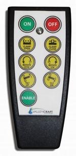 Wireless Remote - Ultra-Grip III Battery Powered Drum Grabber & Handler