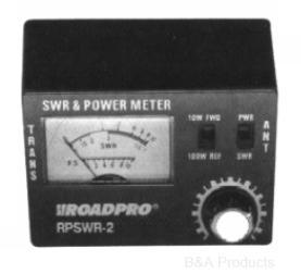 Test Meter for SWR