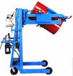 MORSE Vertical-Lift Drum Pourer - With Scale