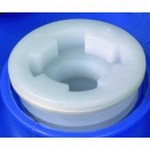 63 mm Buttress Thread Plug- Vented
