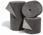 Gray Universal Absorbent Roll
