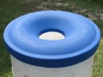 Recycling Drum Lid - 55 Gallon