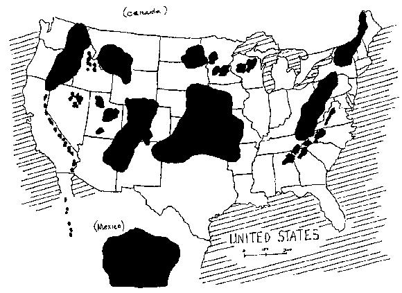Dolores Cannons Map Showing The US After The Predicted Earth - Earth map of us
