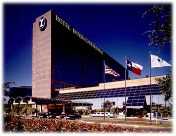 Inter-Continental Hotel Addison Texas