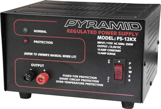 12 volt DC Power Supplies
