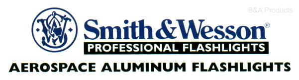 Smith and Wesson Professional Flashlights Logo