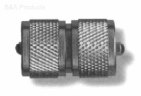 Male to Male PL-259 Connector