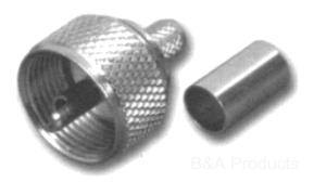 PL-259 Connector (Male)